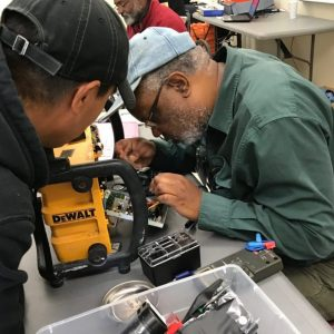 Fixer and guest repairing power tool