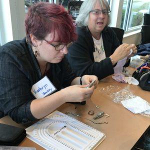 Jewelry repairers