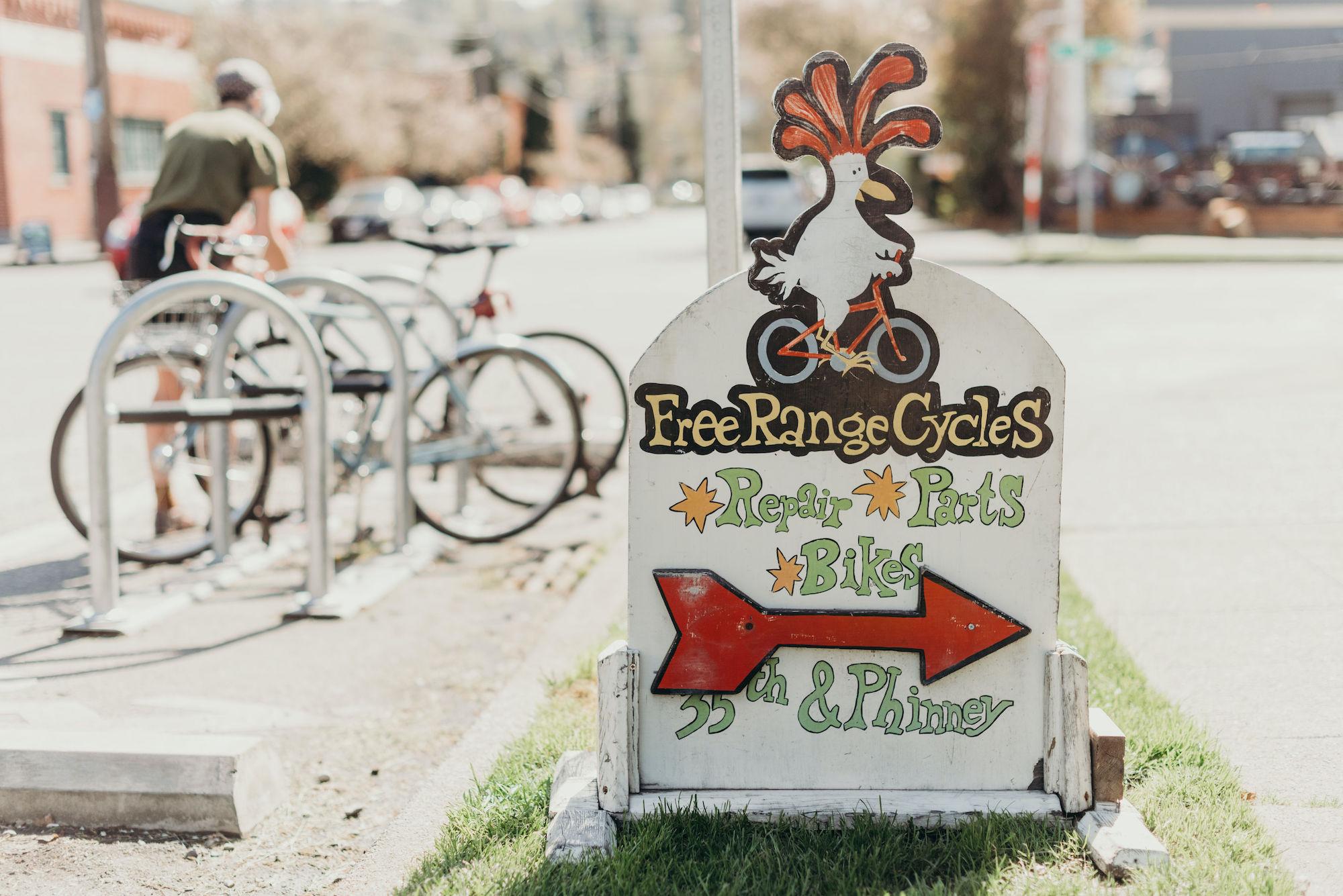 Bicycle Repair fix logo